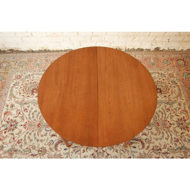 Henredon Mid-Century Dining Table - Image 7 of 9