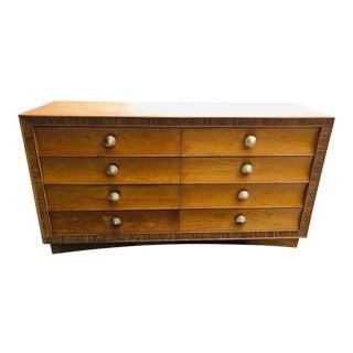 1950s Brown Saltman MCM Dresser For Sale
