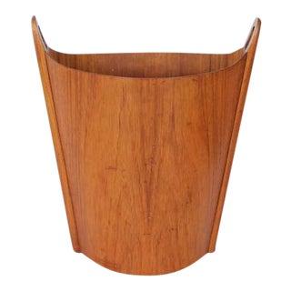 Einar Barnes for Heggen Mid-Century Waste Basket