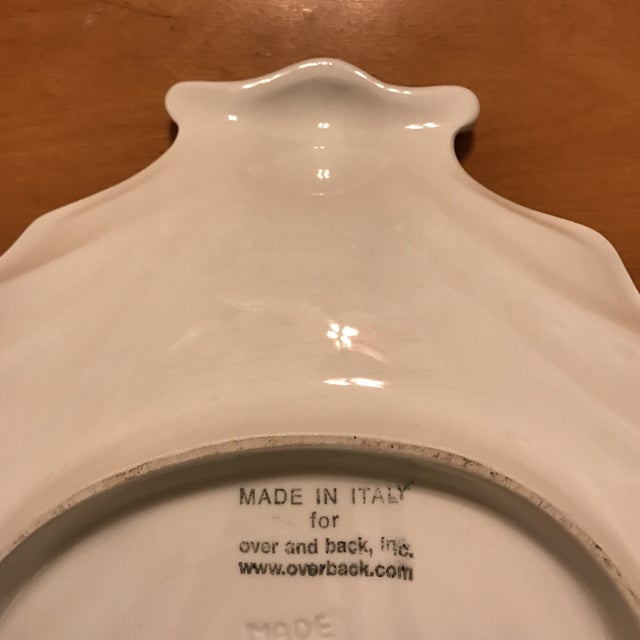 Large Italian Shell Bowl - Image 8 of 11