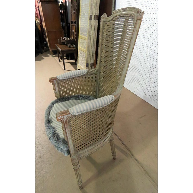 Louis XV Style Armchair For Sale In Philadelphia - Image 6 of 9