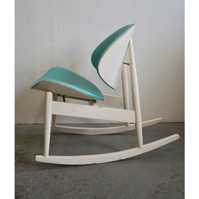 Mid-Century Modern Mid Century Modern Kodawood Rocking Chair For Sale - Image 3 of 8