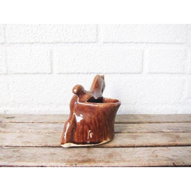 Mid 20th Century Vintage Mid Century Horse Planter For Sale - Image 5 of 8