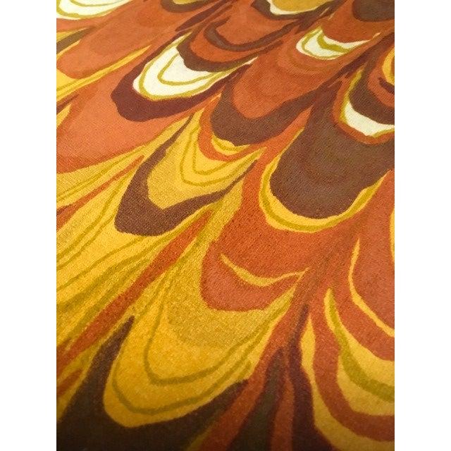 Mid-Century Modern 196 Aurora Velvet Fabric by Jack Lenor Larsen - 30 Yards For Sale - Image 3 of 8