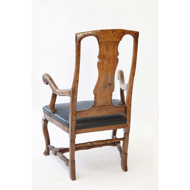 Baroque Large Baroque Swedish Armchair For Sale - Image 3 of 13