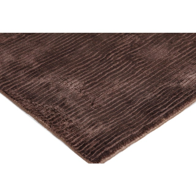 Make a statement with texture, clean lines and color. This rug features our most exquisite hand-loomed technique, classic...