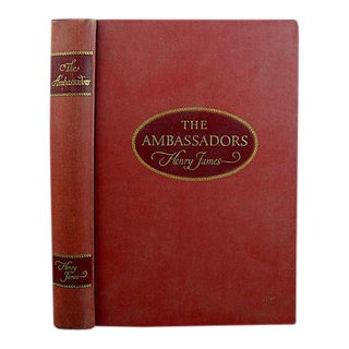 The Ambassadors by Henry James, 1963 For Sale