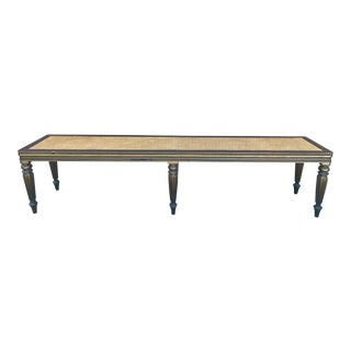 Anglo-Indian Long Bench For Sale