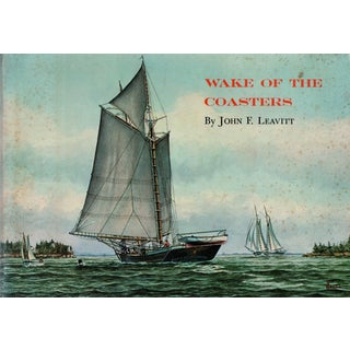 """1974 """"Wake of the Coasters"""" Coffee Table Book For Sale"""