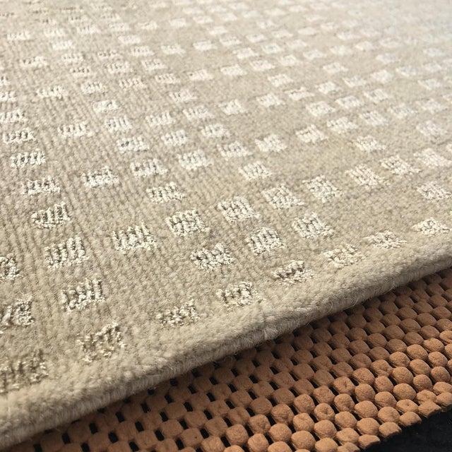 Beige Persian Wool Runner - 3′ × 30′ - Image 9 of 10