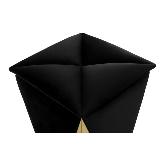 Not Yet Made - Made To Order Prisma Stool From Covet Paris For Sale - Image 5 of 9