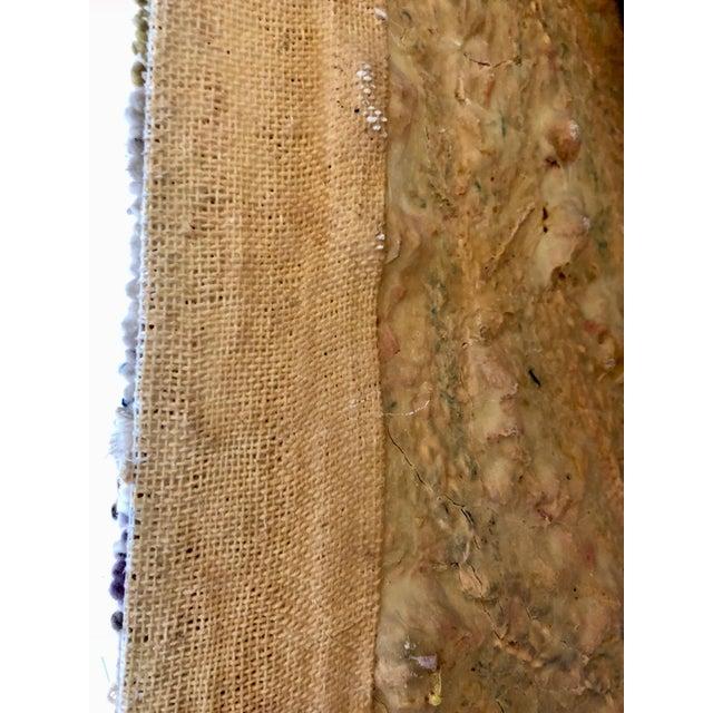 "Textile ""Canto Al Fuego"" Textile Art For Sale - Image 7 of 9"