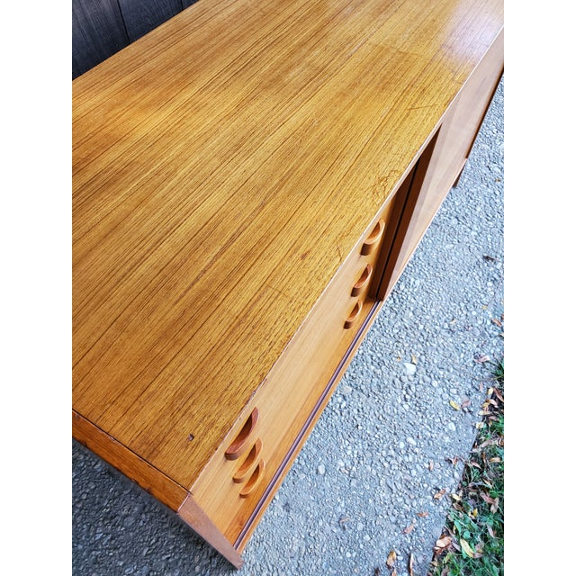 Domino Mobler Danish Mid-Century Modern Sideboard For Sale In Baltimore - Image 6 of 12