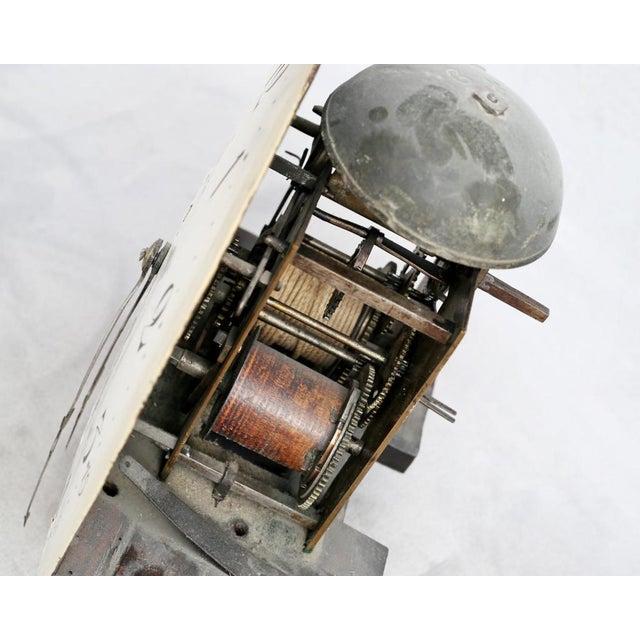 Antique Swedish Mora Clock - Image 6 of 9