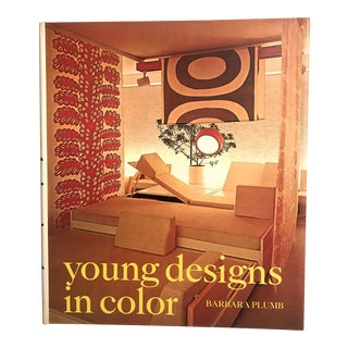 Young Designs in Color, Book by Barbara Plumb For Sale
