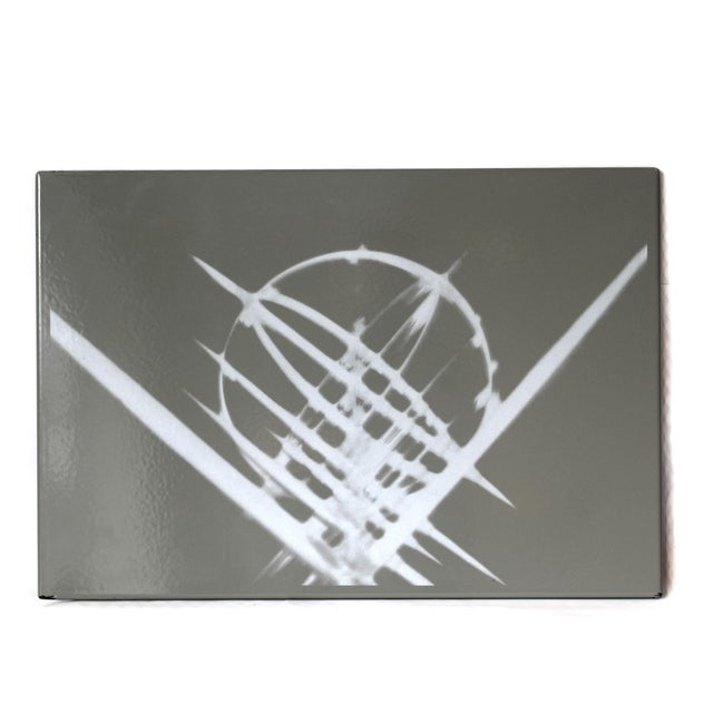 1993 Curtis Anderson Metal Abstract Digital Print For Sale - Image 4 of 4