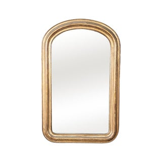 American 19th C. Gilt Mirror For Sale