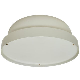 1950s Jacques Biny Ceiling Light for Luminalite
