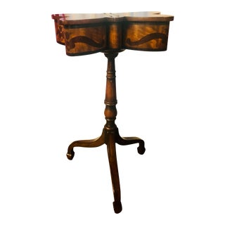 Theodore Alexander the Butterfly Accent Table For Sale