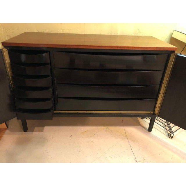 Paul McCobb for Calvin Mid-Century Chests or Nightstands - A Pair For Sale - Image 10 of 12