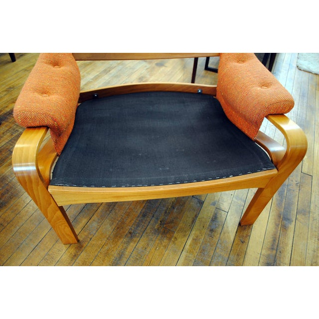 Norwegian Modern Lounge Chair - Image 8 of 11