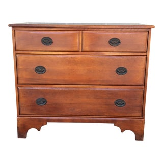 Cushman Colonial Creations 3-Drawer Rupert Dresser (Model 8143) 30's Era