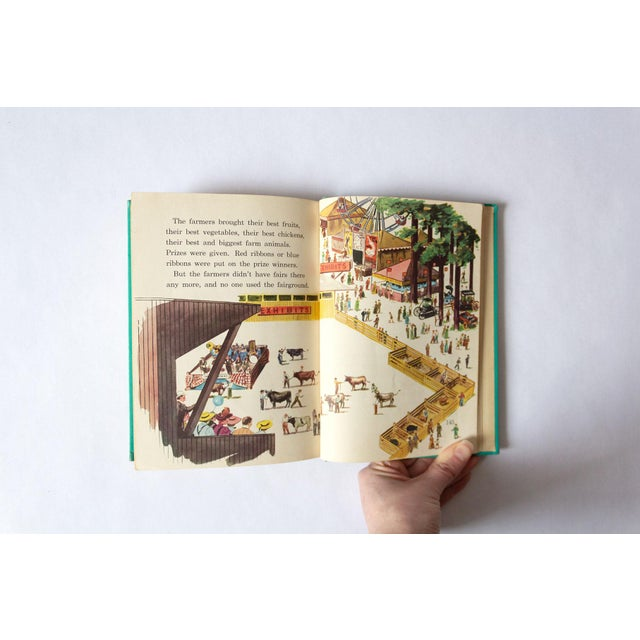 1950s Vintage Children's School Book For Sale In Dallas - Image 6 of 12