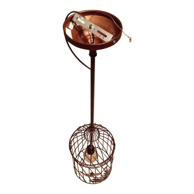 Black & Bronze Birdcage Chandelier - Image 1 of 4
