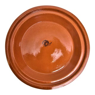 Moroccan Ceramic Over the Fire Cooking Pot For Sale