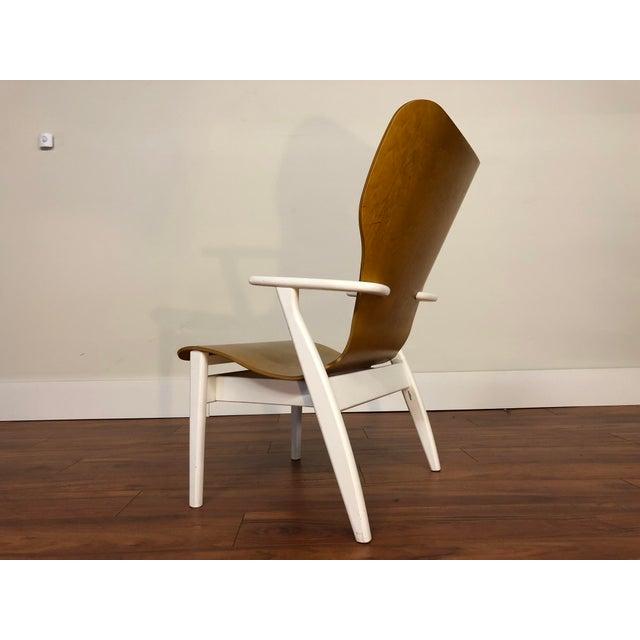2010s Domus Lounge Chair by Ilmari Tapiovaara for Artek For Sale - Image 5 of 13