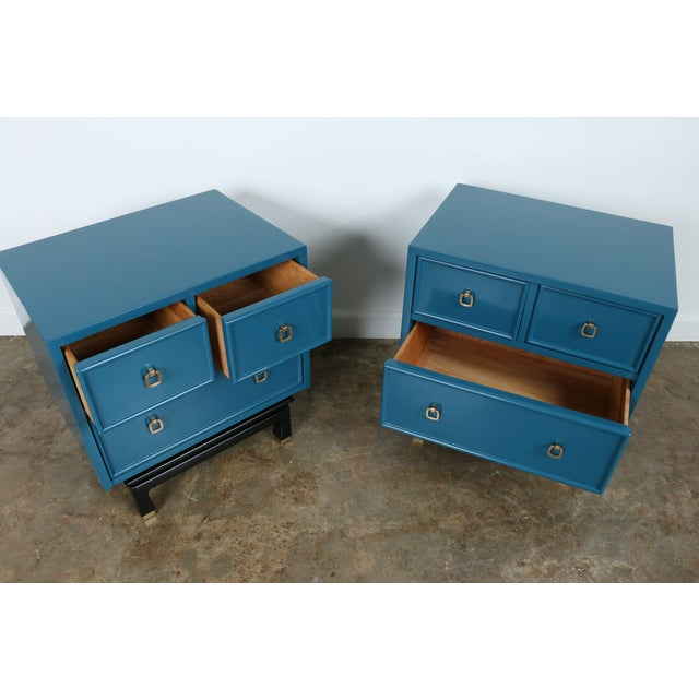American of Martinsville Nightstands - A Pair - Image 5 of 11