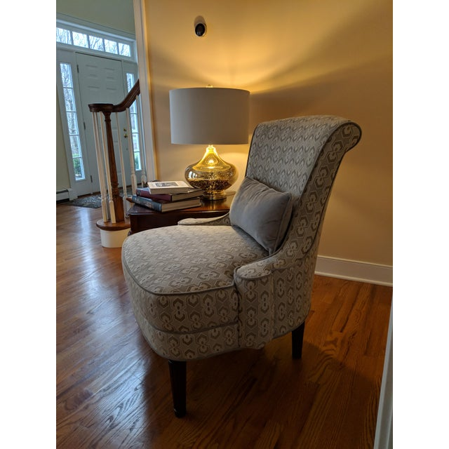 Art Deco Art Deco-Inspired Accent Chairs by Thomasville - A Pair For Sale - Image 3 of 11