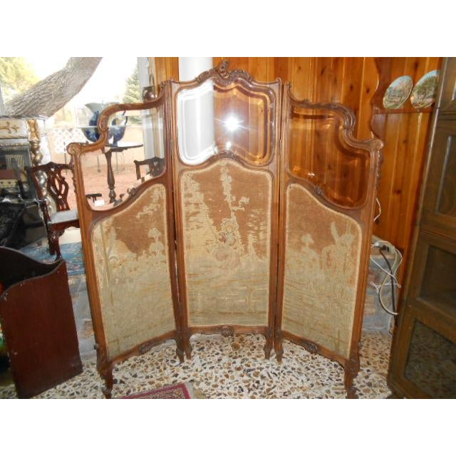 Petite French Dressing Screen For Sale - Image 10 of 10