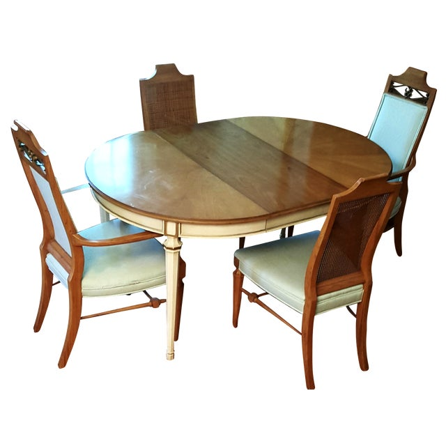 Kindel French Provincial Dining Set - Image 1 of 10