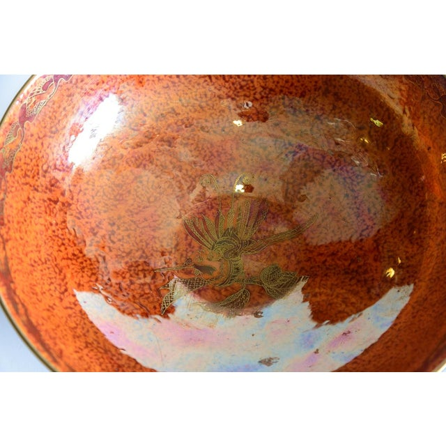 "Wedgewood ""Fairyland"" Lustre Bowl For Sale In West Palm - Image 6 of 9"