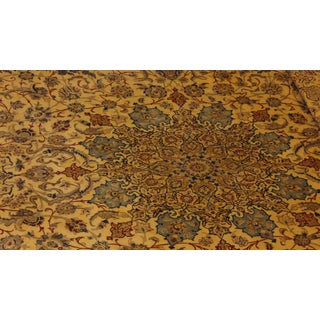 "Persain Tan Nain Palace Rug - 13'6"" x 20'8"" Preview"