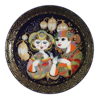 Bjorn Wiinblad Decorative Hanging Plate