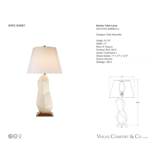 Kelly Wearstler Bayliss Table Lamp - Image 2 of 2