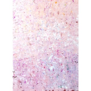 """""""Virgin Color Infinity #2"""", Original Abstract Oil Painting on Canvas by Tim Hovde For Sale"""