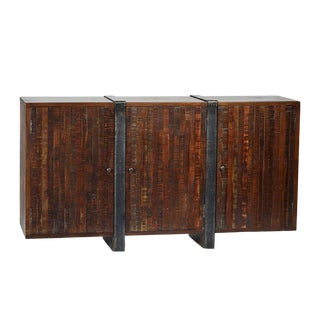 Rollins Reclaimed Wood Sideboard For Sale