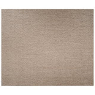 Stark Studio Rugs Contemporary Flat Woven Wool Rug - 8′ × 10′ For Sale