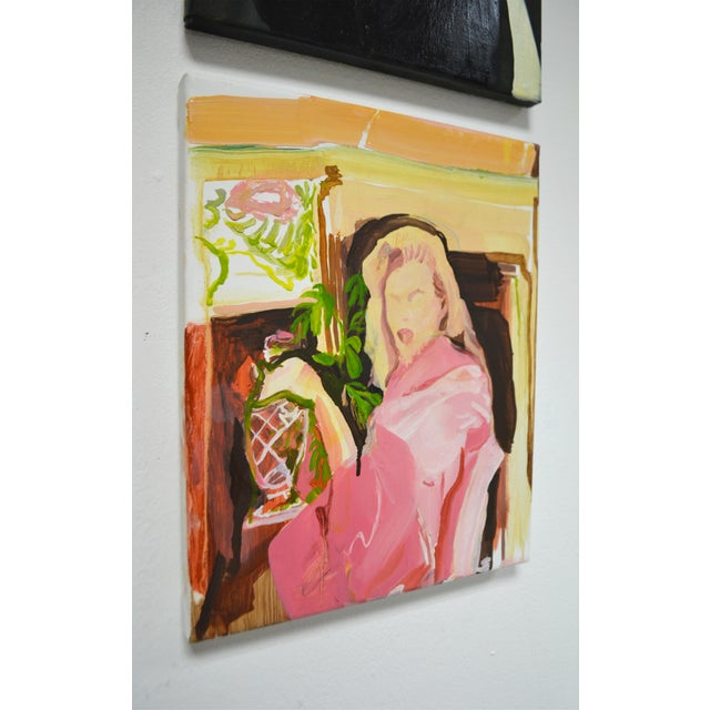 This painting was one of four winning works in the Cardiff M.A.D.E Summer Art Prize in one of Cardiff's leading...