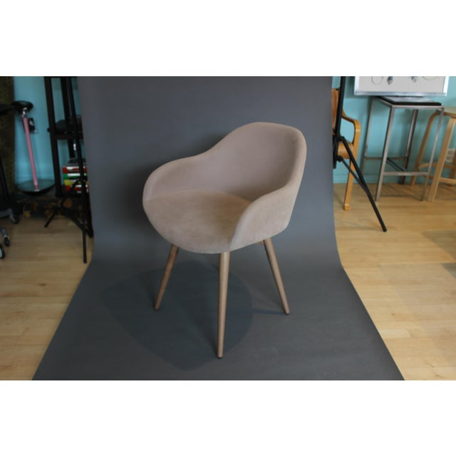 Wood Midj Italy Sonny Chair For Sale - Image 7 of 7