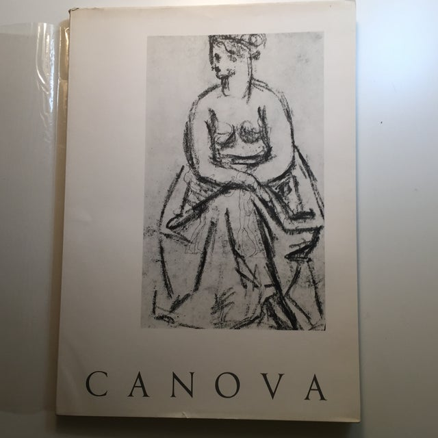 Italian Vintage Canova by Elena Bassi Milano For Sale - Image 3 of 11