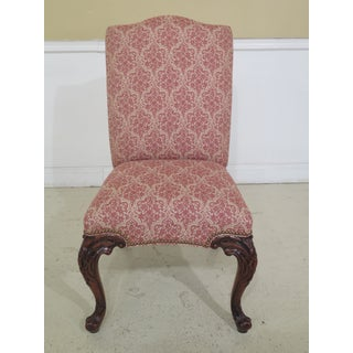 1960s Vintage Theodore Alexander Althorp Collection Georgian Chairs- A Pair Preview