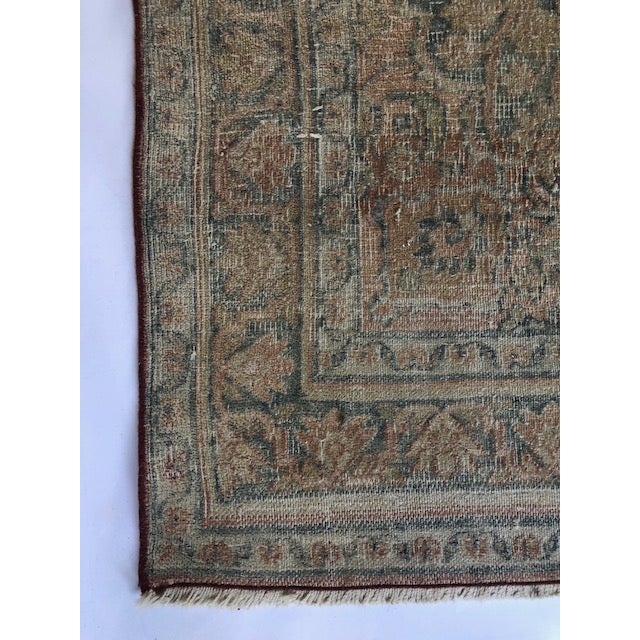 Vintage Traditional Rug For Sale - Image 4 of 5
