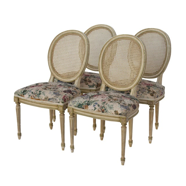 Kindel Louis XVI Style Dining Chairs- Set of 6 - Image 7 of 10