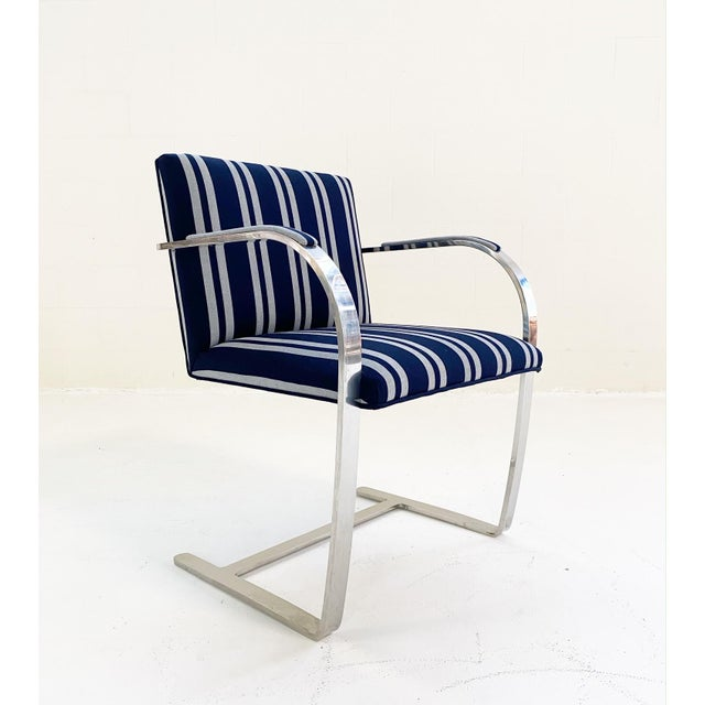 Kule X Forsyth Ludwig Mies Van Der Rohe Brno Chair For Sale - Image 9 of 9