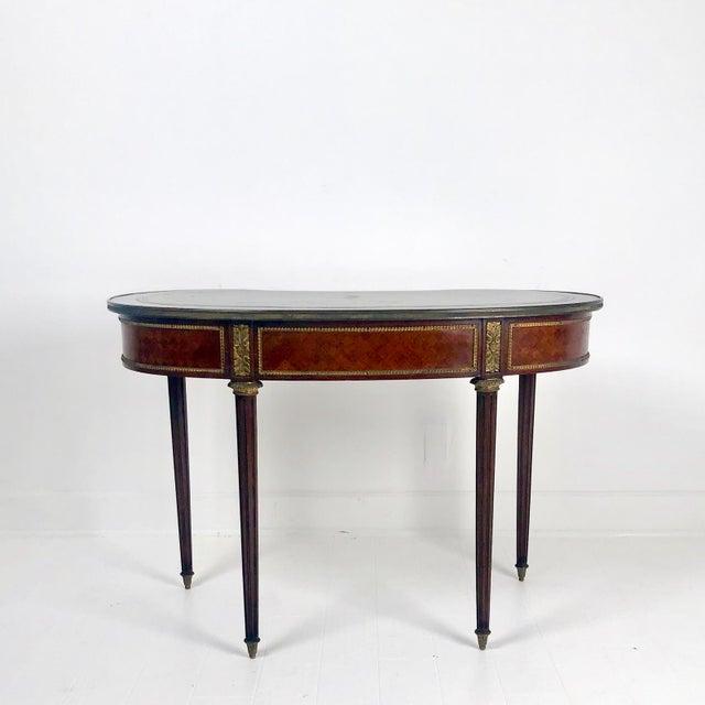 1920s Louis XVI Style Desk Circa 1920 For Sale - Image 5 of 8