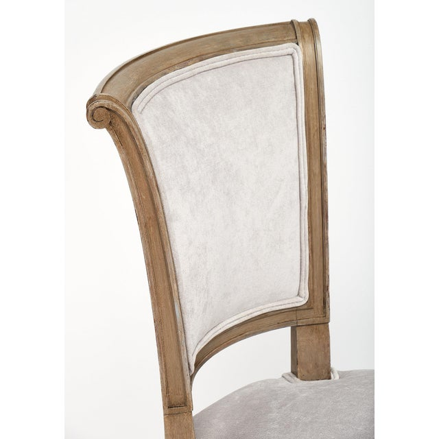 Late 19th Century Directoire Style Dining Chairs - set of 6 For Sale - Image 5 of 10
